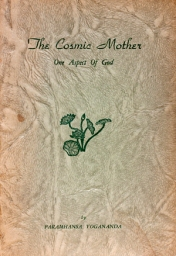 Original cover from 1945 booklet