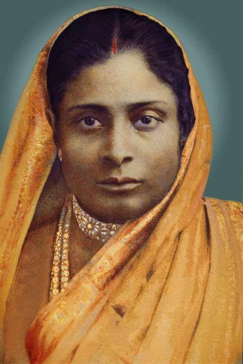 Paramhansa Yogananda S Mother The Cosmic Mother