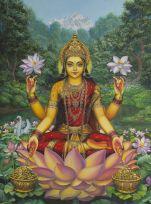 GajaLakshmi, fine art print