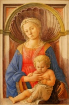 Madonna and Child, Fra Filippo Lippi, c. 1440
