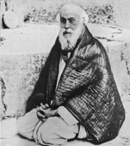 "Master Mahasaya, disciple of Ramakrishna known as ""M."" and teacher to Paramhansa Yogananda"