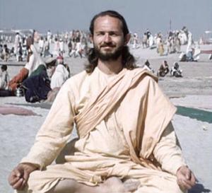 Swami Kriyananda at Kumbha Mela